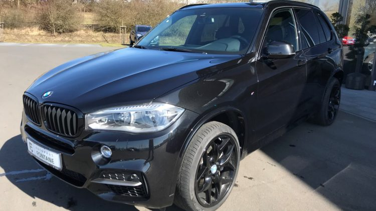 BMW X5 M50d 21Zoll Standheizung Pano LED M-Paket