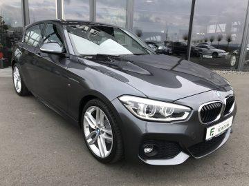 BMW 118d M Sport 18