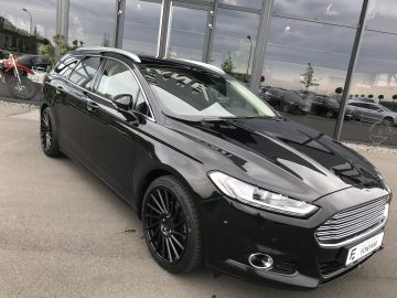 FORD MONDEO TITANIUM LED KAMERA NAVI AT EURO6DTEMP